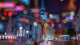 BBC Radio Christmas Appeal with St Martin-in-the-Fields