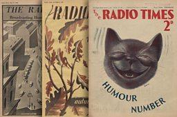 Read the 1930s Radio Times magazines online