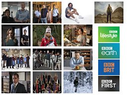 Start 2018 with the BBC's bold, brilliant and captivating new slate of series for the whole family to enjoy