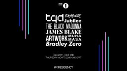 The Black Madonna, Artwork, James Blake and Mura Masa lead the new 2018 line-up for BBC Radio 1's Residency