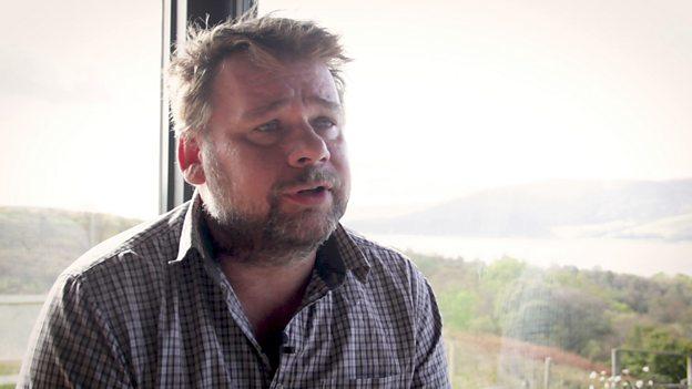 BBC Writersroom interviews... Richard Bond