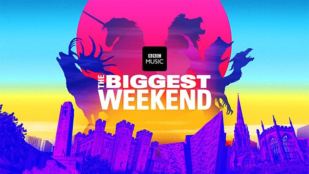 Image result for bbc biggest weekend 2018