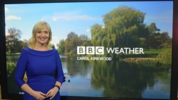 BBC Weather has a new look