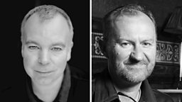 Mark Gatiss and Steve Pemberton join BBC Two's Good Omens