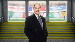 BBC rugby commentator Ian Robertson to retire this year