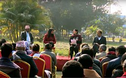 Women making history in Nepal - the story of Sajha Sawal
