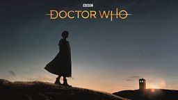 Jodie Whittaker unveils brand new Doctor Who logo at annual BBC Worldwide showcase