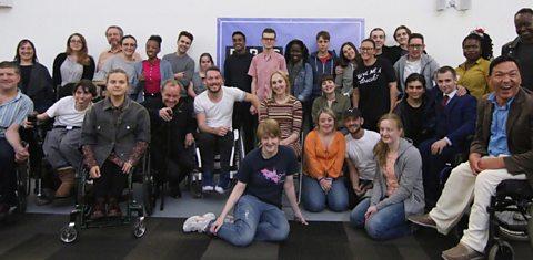 BBC Class Act actors' films