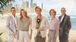 Gold Coast 2018 Commonwealth Games on the BBC