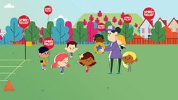 Baroness Grey-Thompson narrates new CBeebies Storytime app adventure for Sport Relief 2018