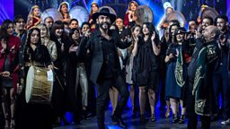 BBC Persian celebrates Norouz