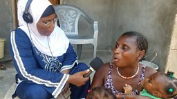 'Why I'm helping protect pregnant women from malaria in Sierra Leone'
