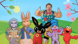 Image result for spring cbeebies