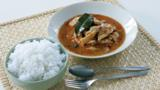 Chicken Thai red curry