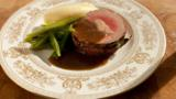 Fillet of beef Prince Albert