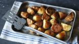 How to roast potatoes in goose fat