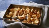 Low-fat roast potatoes