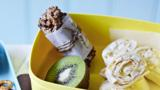 Nutty oat energy bars