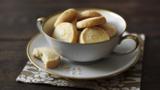 Parmesan shortbreads
