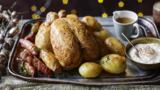 Simon Hopkinson's perfect roast chicken dinner