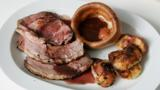 How to cook roast beef with Yorkshire puddings