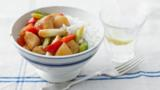 Simple sweet and sour chicken