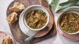 Slow-cooker sausage and fennel casserole