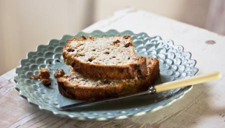 Gluten-free banana bread