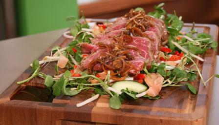 Beef tataki