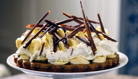 Best-ever banoffee pie