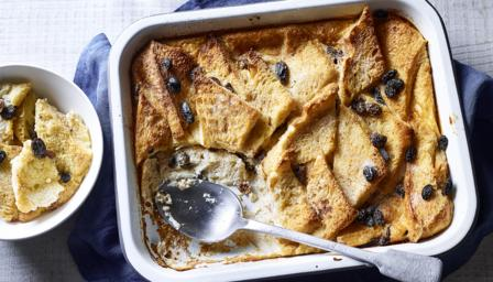 BBC Food - Recipes - Bread and butter pudding