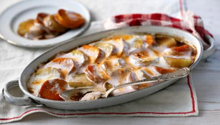 Candied Sweet Potatoes Recipe Food Network