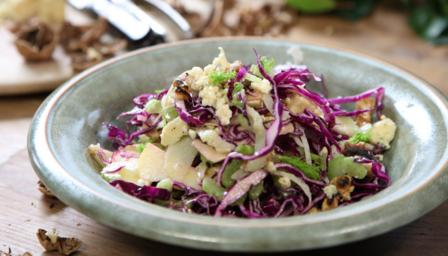 Apple Slaw For Winter Recipes — Dishmaps