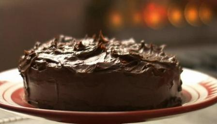 Devils food cake