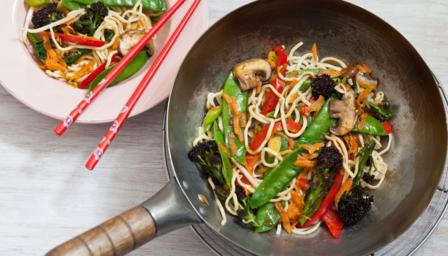 Easy chicken chow mein recipe bbc