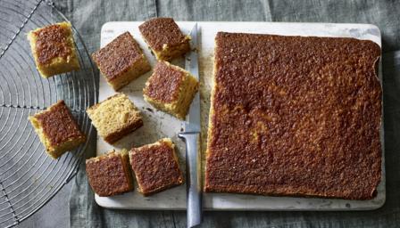 BBC - Food - Recipes : Ginger sponge cake