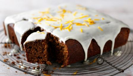 Gingerbread cake frosting recipes