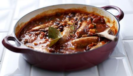 Great sausage casserole