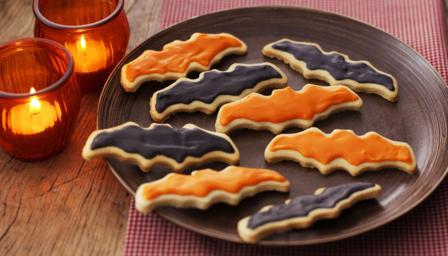 Halloween cookies recipes uk
