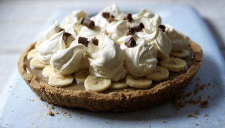 How to make banoffee pie