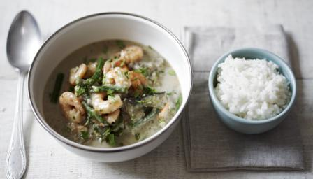 This succulent Thai green curry recipe involves making your own curry ...