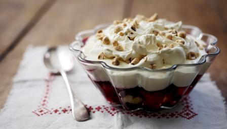 How to make trifle
