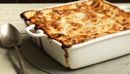 The ultimate homemade lasagne, made with beef and pork, fresh pasta ...