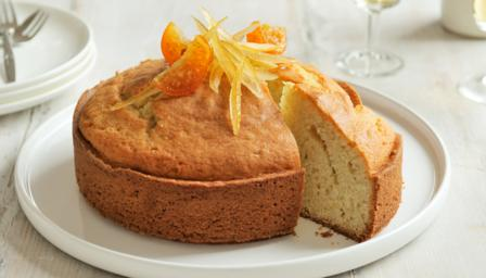 Lemon Syrup For Madeira Cake
