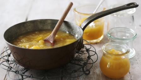 While this homemade mango chutney is delicious with curry, try it with ...