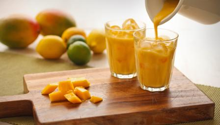 Mango smoothie