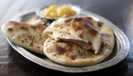 Indian Food Made Easy Naan