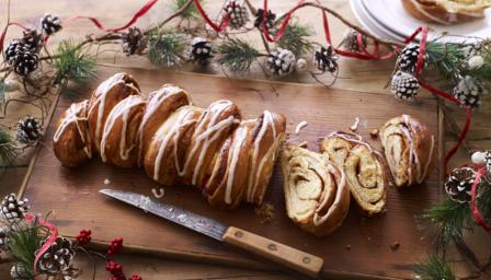BBC - Food - Collections : Christmas bread