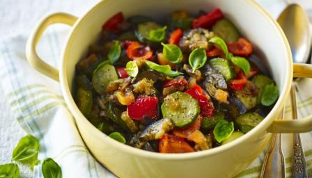 BBC Food - Recipes - Ratatouille