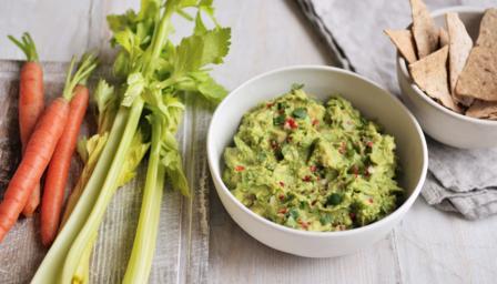 Real guacamole